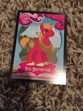 My Little Pony Trading Cards Big Macintosh #17