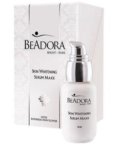 Beadora Bright Pearl Skin Whitening Serum Maxx Resurrection Flower 30 ml