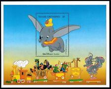 Grenada Disney Stamps - Dumbo Disney Souvenir sheet - MNH