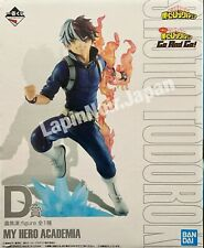 My Hero Academia Figure Shoto Todoroki Ichiban Kuji D Go And Go BANDI