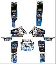 Yamaha Banshee 350 graphic kit stickers decals atv graphics pegatinas mxgraphics