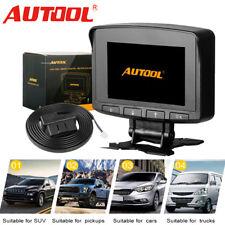 AUTOOL X50 PRO OBD2 Speedometer Car Overspeed Alarm Engine Status Monitor HUD
