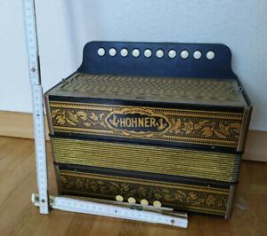 Altes Harmonium Hohner Modell Nr.2 aus Sammlung