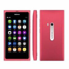 Nokia N9-00 Rosa 16GB (Ohne Simlock) Smartphone GPS 3G 8MP WLAN Cell Phone Handy
