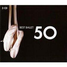 50 Best Ballet - Various Artists (NEW CD)