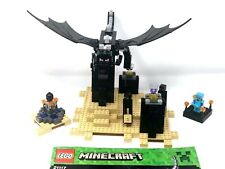 Lego Minecraft 21117 The Ender Dragon Diamond Steve Enderman Portal GUC