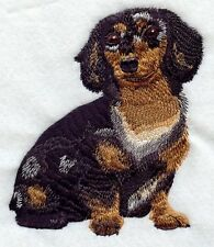 Embroidered Sweatshirt - Dachshund I1224 Sizes S - XXL