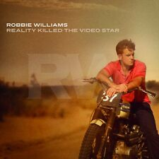 ROBBIE WILLIAMS Reality Killed The Video Star LTD CDDVD