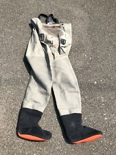 Simms G3 Waders ~ Greystone ~ Size XL ~ USED #22