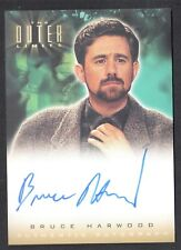 The Outer Limits: Sex, Cyborgs & Sci-Fi (2003) Autograph Card #A19 Bruce Harwood