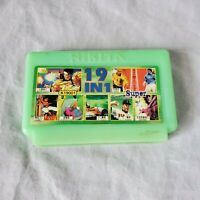 RARE NES/Famicom 19 in 1 Cart | Nikita Green Super HIK K19001