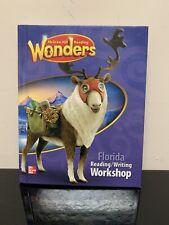 McGraw-Hill Reading Wonders 5th Grade Florida Reading/Writing Workshop 5th Edtn.