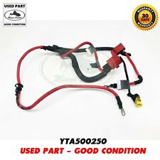 Land Rover Battery To Fusebox Positive Cable Range 03-09 Yta500250 Used