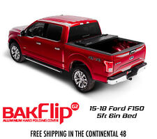 "Bakflip G2 Tonneau Cover 2015-2018 Ford F150 5'6"" Bed Super Crew 226329"