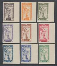 1946 Jordanien ** Mi.193/01 IMPERF Independence, Accession [sr3622]