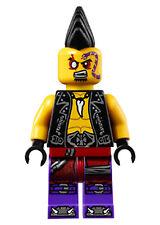 Lego Ninjago Eyezor njo134 From Set 70746 Punk Minifigure Figurine Personnage