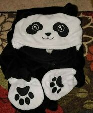 Panda Home Decor Items And Blanket