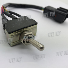 Spare Switch Manual Throttle Switch FOR VOLVO EC210B EC240 EC360 Excavator