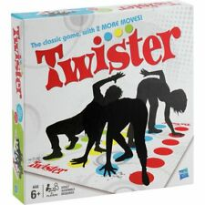 Hasbro Twister Party Game Two More Moves Edition Brand New and Sealed