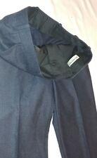 Balenciaga Paris Men's Blue dress Wool pants Trousers Size 48 IT