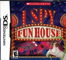 I Spy Funhouse (NDS Nintendo DS Game) FREE US SHIPPING