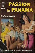 Passion In Panama by Richard Marshe