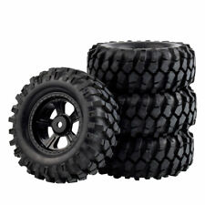 Rc 96mm Grip Cimbing Tires + Wheel (4) For 1/10 Universal Rock Crawler (Rim03)