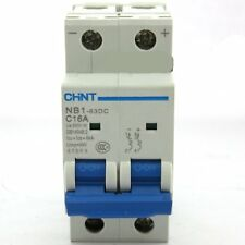 CHINT DC Circuit breaker NB1-63DC C 25A  DC500V  for Photovoltaic solar energy