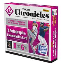 2020 PANINI CHRONICLES BASEBALL - 25 DIFFERENT SETS - ROBERT *UPDATED 09/27*