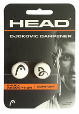 HEAD Djokovic smorzatori AMMORTIZZATORE lungo le vibrazioni-Signature-confezione da 2