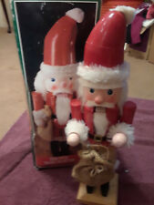 Vintage Euro Style Collection Wooden Nutcracker 15in. Handpainted Deluxe