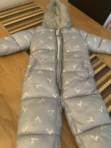 Baby Girl Next All In One Coat 9-12 Months