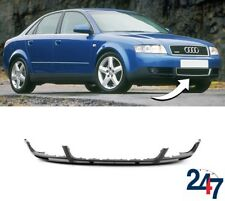 NEW AUDI A4 B6 2000 - 2005 FRONT BUMPER NOT PAINTED LOWER SPOILER