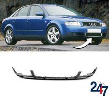 Nouveau Audi A4 B6 2000 - 2005 Pare Choc avant Pas Peint Becquet Inférieur