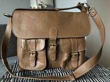 BODEN Genuine leather shoulder satchel/ shoulder cross body bag