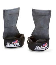 Brand-new Schiek Ultimate Grips Lifting Straps - Black