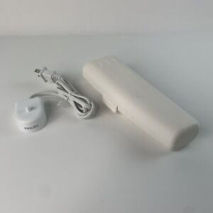 Philips Sonicare Charger Charging Base HX6100 And Storage Travel Case Original