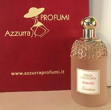 Profumo Guerlain Aqua Allegoria Rosa Fizz Edt 125 ml Spray Senza Scatola