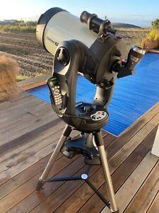 Celestron CPC1100 Deluxe Edge telescope Starbright XLT coatings. Never used