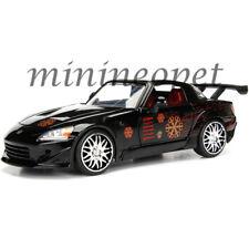 JADA 99541 FAST & FURIOUS MOVIE JOHNNY'S HONDA S2000 1/24 DIECAST MODEL BLACK