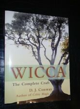 Wicca The Complete craft D J Conway PB 2001