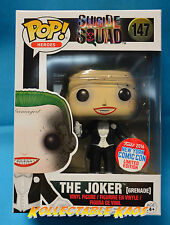 Suicide Squad - The Joker NYCC 2016 Exclusive Pop!  + Protector