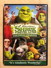 Shrek Forever After The Final Chapter (Dvd, 2010) - G1219