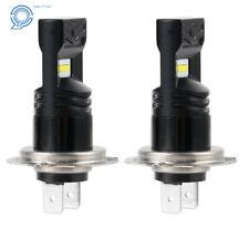 NEW H7 160W LED Fog Light Bulbs Car Driving Lamp DRL 6500K White High Power