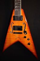 Dean Dave Mustaine V VMNT Stradivmnt Electric Guitar w/Case -Free Shipping