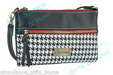 Anna Nova Journie Rouge Romance Ladies Clutch Handbag - Brand New