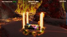 Pit Blocks 3D -Novel 3D cube-matching arcade style puzzle game! - Steam Key Only