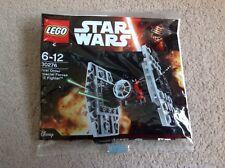 Lego Star Wars Bolsa De Polietileno - 30276-Fuerzas especiales de primer orden Corbata Luchador-Nuevo