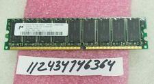 256MB DDR1 PC2100E   DDR-266MHZ   184PIN  ECC UBDIMM   32X8  LOW DENSITY