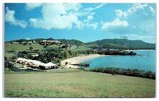 1972 The Buccaneer Beach Hotel, St. Croix, USVI Postcard